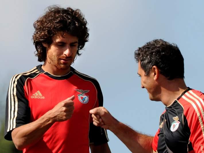«Homenageiam-me todos os dias no Benfica»