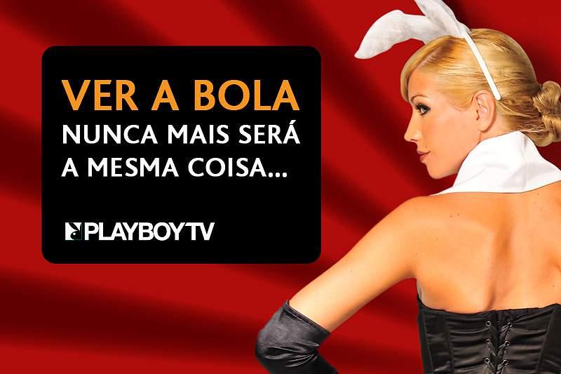 Vencedores podem assistir ao jogo na bancada Playboy.