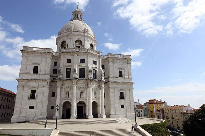 Panteão Nacional pronto para receber Eusébio