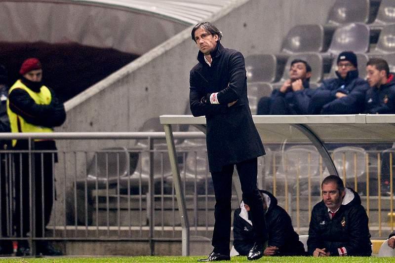 Paulo Alves com três baixas para preparar receção ao Benfica