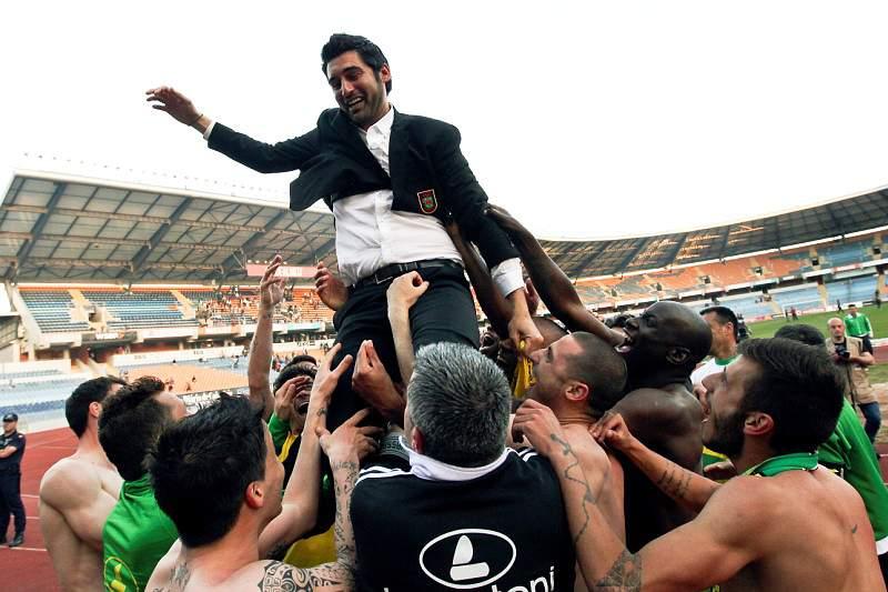 «Quem não gostaria de treinar o FC Porto?»