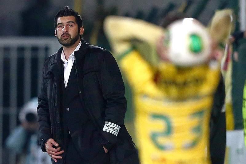 O técnico quer regressar às vitórias contra o Olhanense