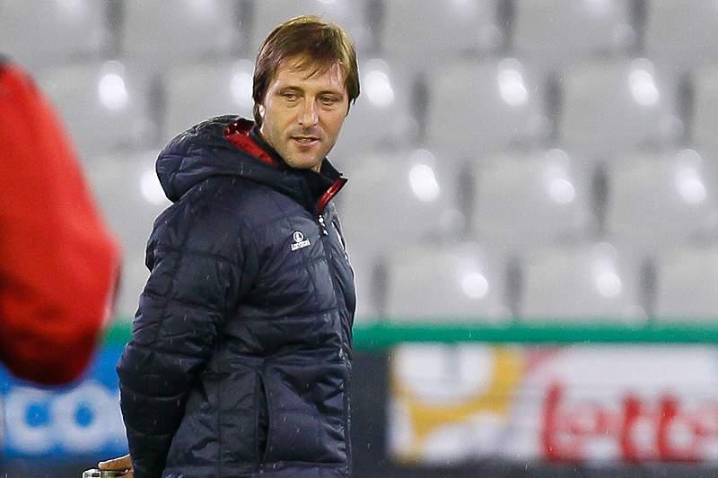 Pedro Martins diz que «não há favoritos» no jogo com o SC Braga