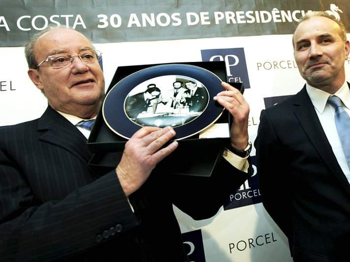 Pinto da Costa reeleito presidente com mais de 99% dos votos