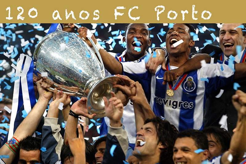Especial 120 anos do FC Porto