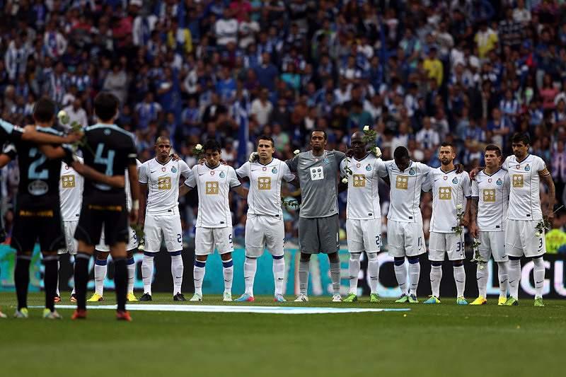 FC Porto apresentou-se sem Rolando nem Atsu