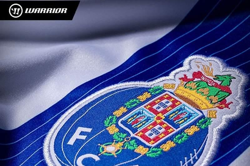 FC Porto assina contrato com a 'Warrior'