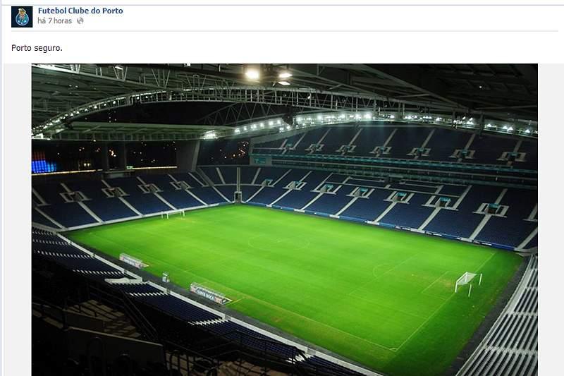Oito detidos no FC Porto-Benfica