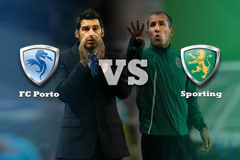 FC Porto e Sporting no mesmo grupo