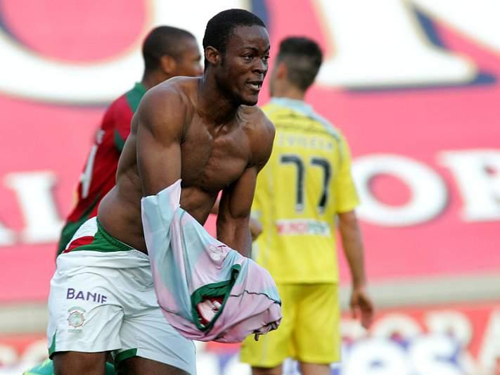 Pouga regressa para o FC Porto