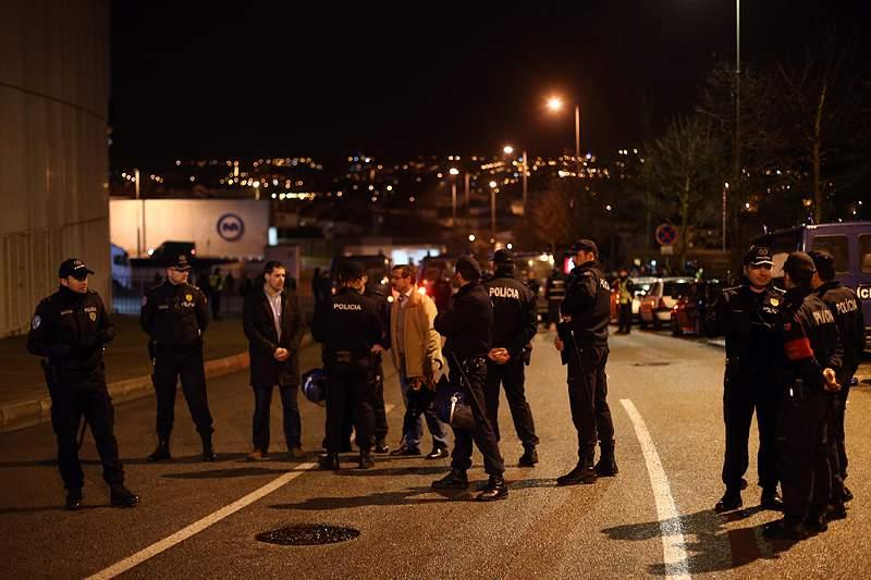 PSP deteve quatro pessoas na operação do