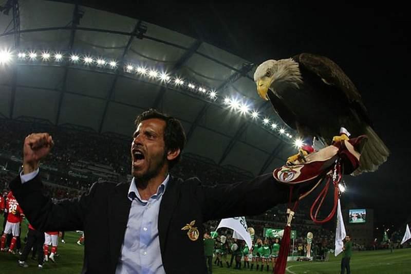 «O Benfica é um grande clube que me fez campeão»