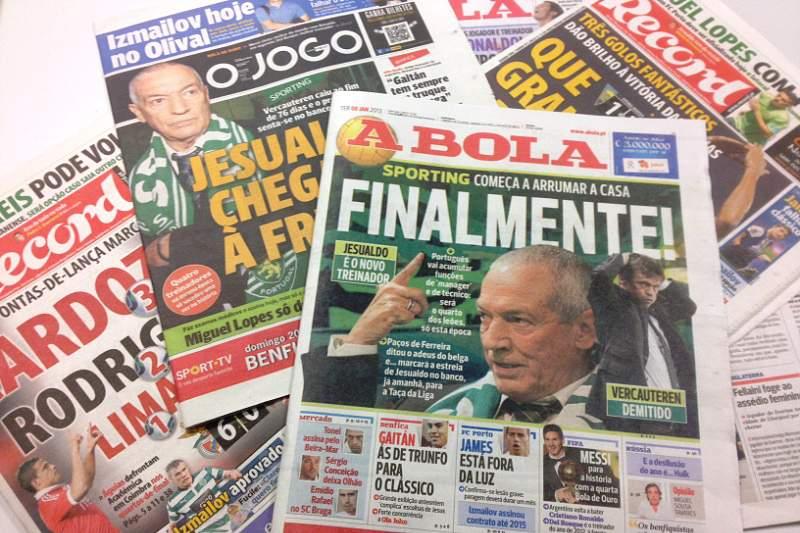 Fonseca e sérvios do Benfica