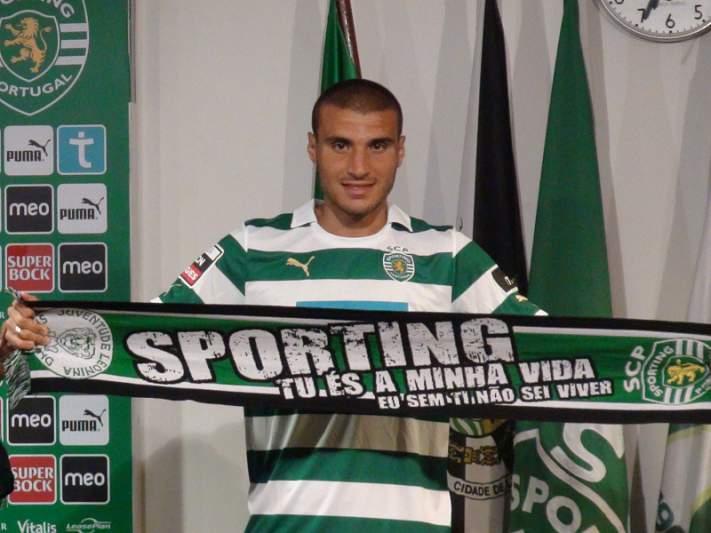 «O Sporting é um clube enorme»