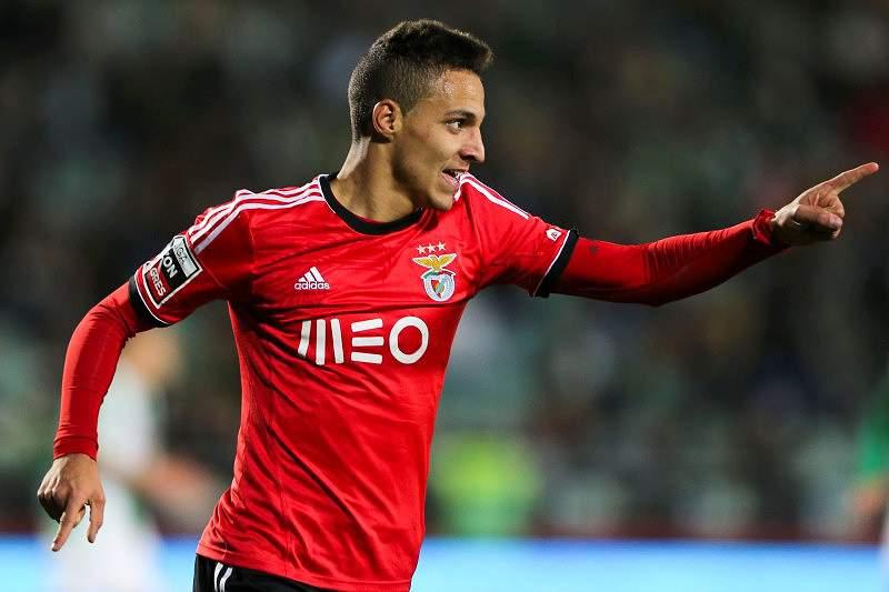Rodrigo de saída do Benfica