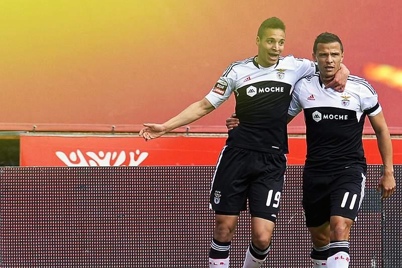 Lima dá a vitória ao Benfica em Braga