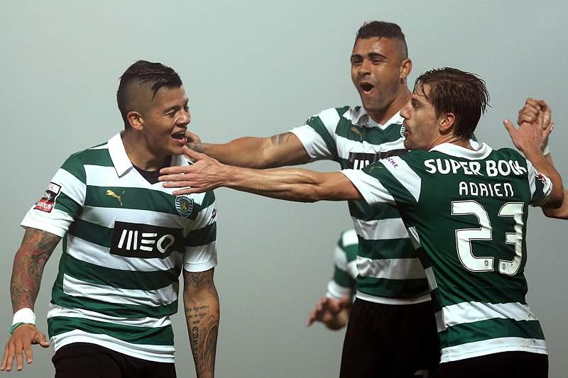 Sporting não era candidato mas 'incomodou' campeão Benfica