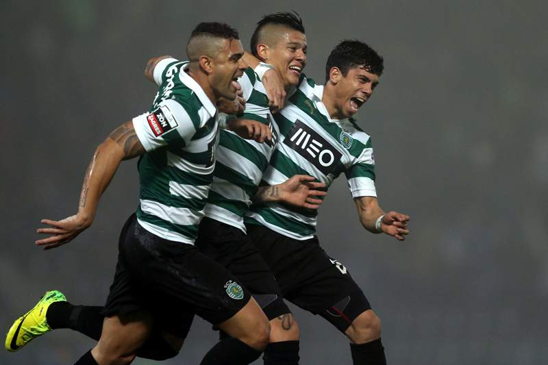 Sporting garante Champions cinco anos depois