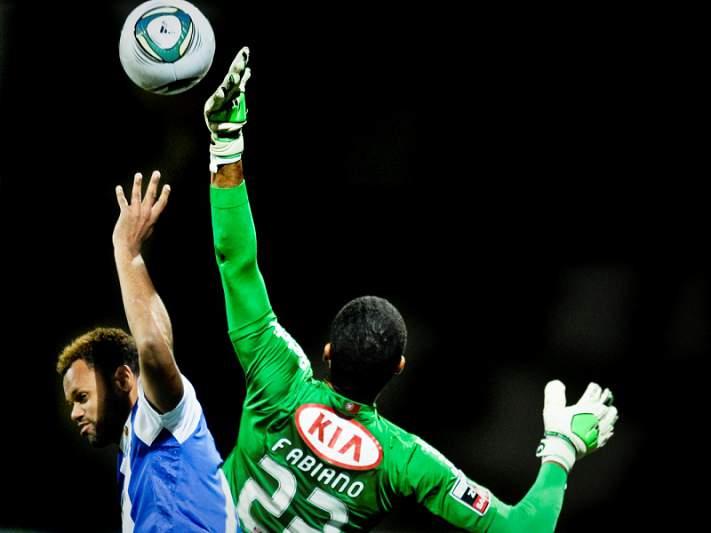 FC Porto contrata guarda-redes brasileiro Fabiano