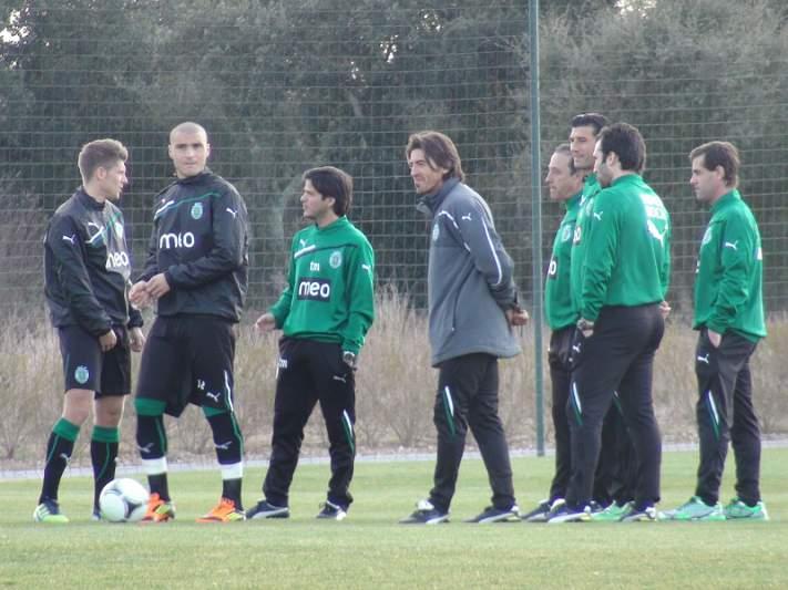 João Castelo assinou pelo Sporting, sem avisar Belenenses