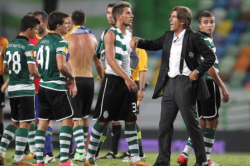 Sporting recebe Gil Vicente com obrigação de ganhar
