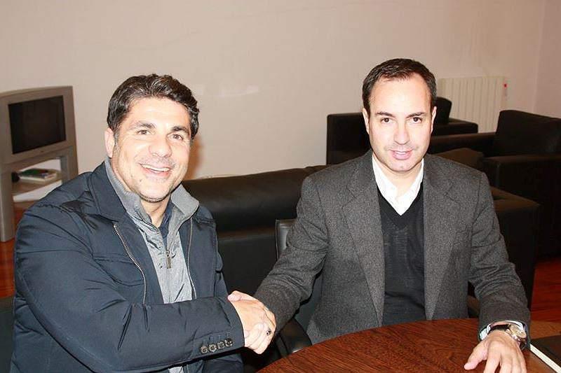 Filipe Silvério e Vítor Castanheira adjuntos de Jorge Paixão no Sporting Braga