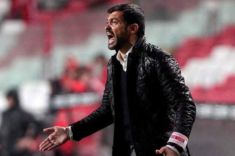 Sérgio Conceição quer resposta positiva em Guimarães