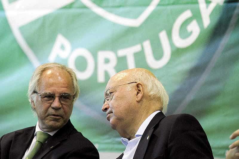 CD da FPF revoga multa ao Sporting por Godinho Lopes