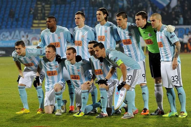 Slovan Bratilsva campeão eslovaco de futebol pela sétima vez