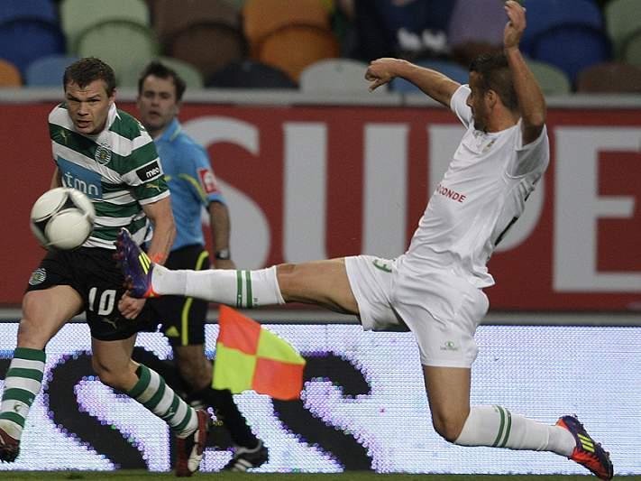«Izmailov está extremamente feliz no Sporting»
