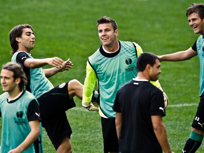 «Estou muito feliz no Sporting»