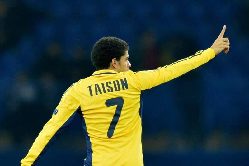 Benfica sonda Taison