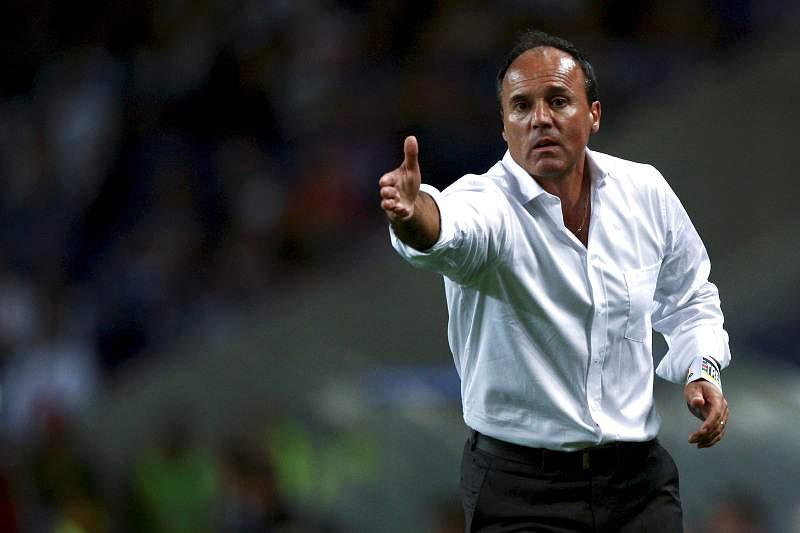 Ulisse Morais quer «duzentos por certo» contra o Moreirense