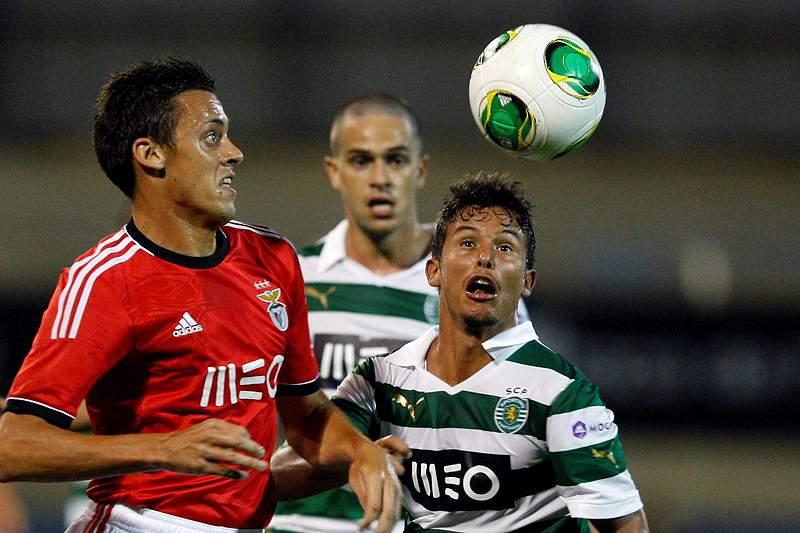 Irmão de Matic de saída do Benfica