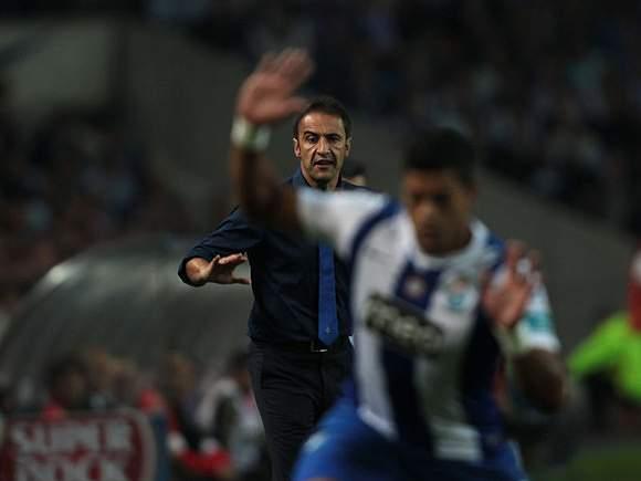 FC Porto com as maiores dificuldades para se manter no trio da frente