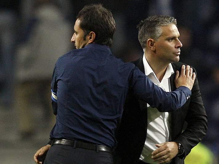 Luís Miguel lamenta impacto do primeiro golo do Porto