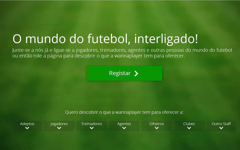 Rede profissional de futebol selecionada para o Lisbon Challenge