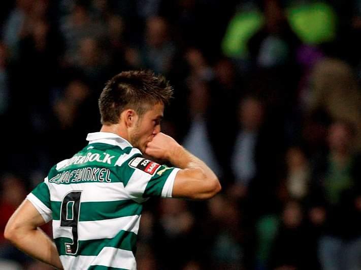Sporting admite negociações para transferir Wolfswinkel