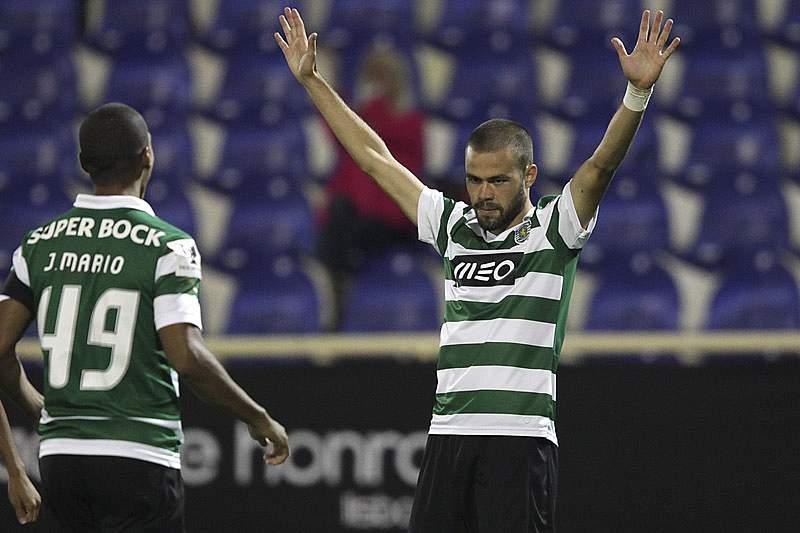 Sporting B vence na visita à Oliveirense