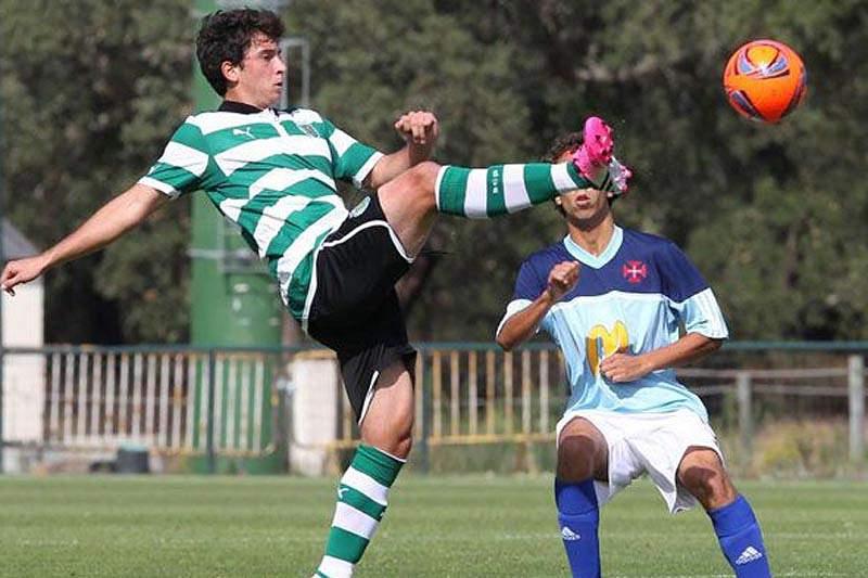 Cristian Ponde estreou-se pela equipa B
