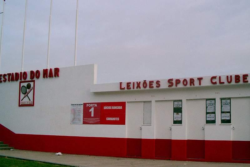 Benfica B vence em Leixões