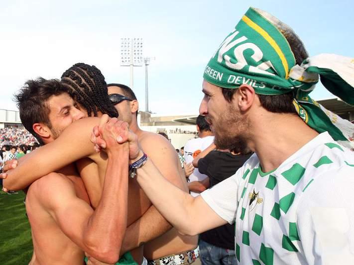 Moreirense regressa à I Liga