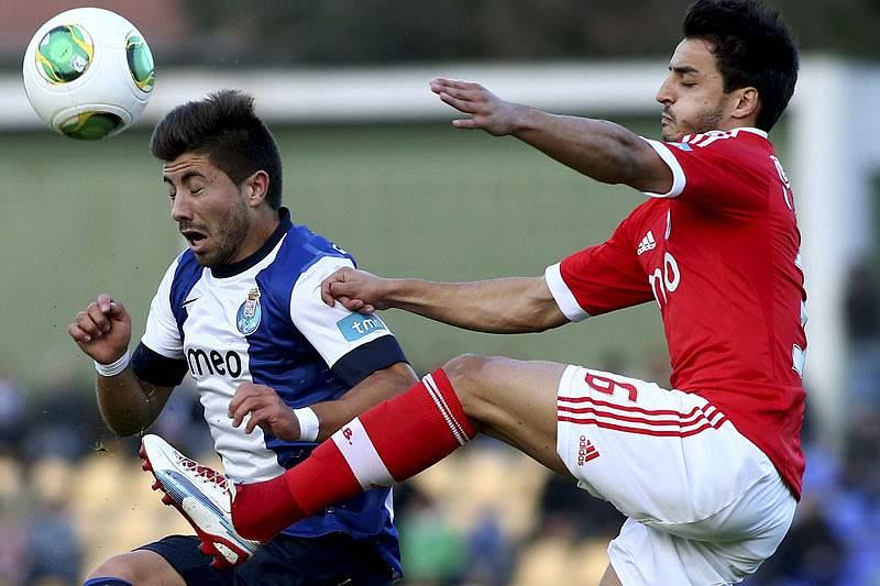 Benfica B e FC Porto B empatam a dois