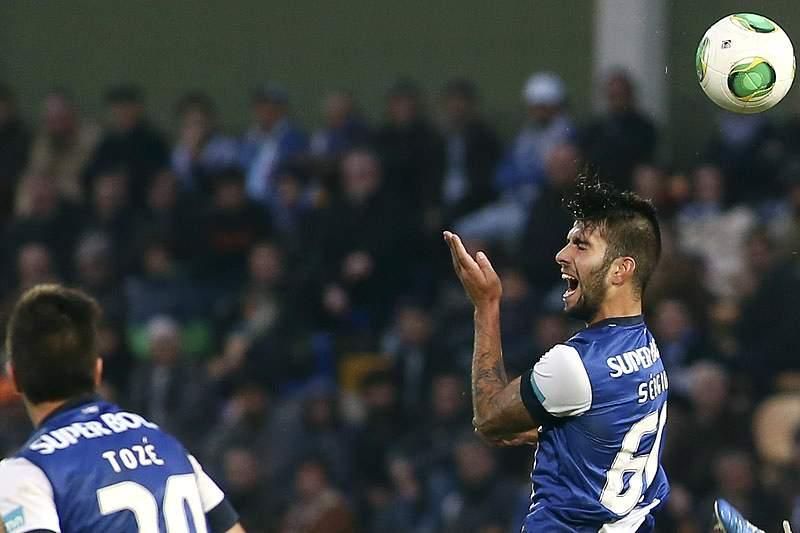 FC Porto B perde na Madeira