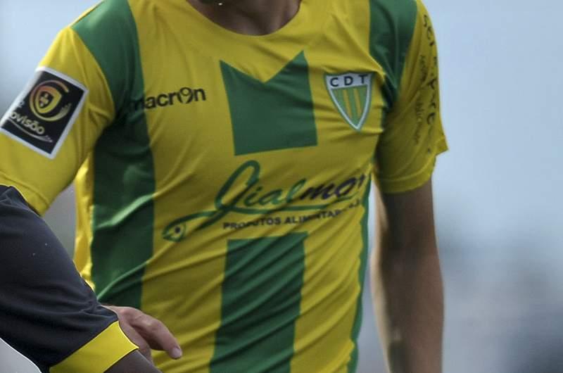 Pedrosa renovou contrato com o Tondela até junho 2015