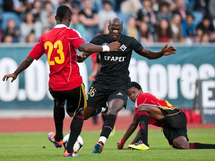 Angola volta a cair no ranking FIFA