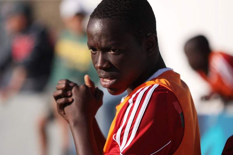 Angola fora do CAN2013 em sub-20