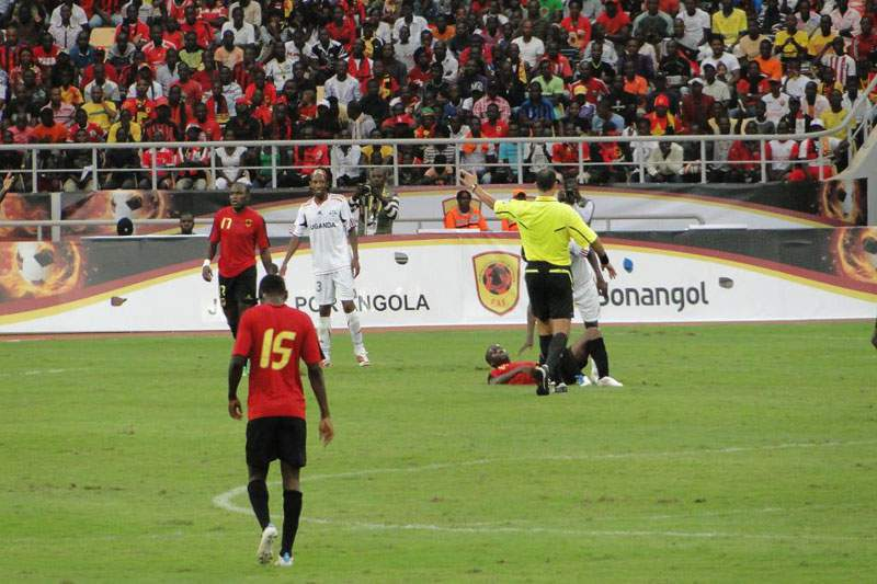 Angola não consegue ganhar à Gâmbia