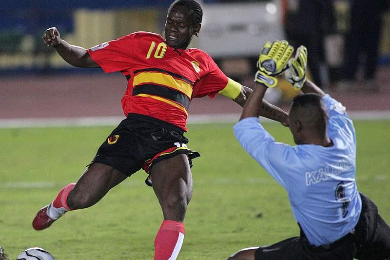 Faz hoje sete anos que Angola se apurou ao Mundial´2006