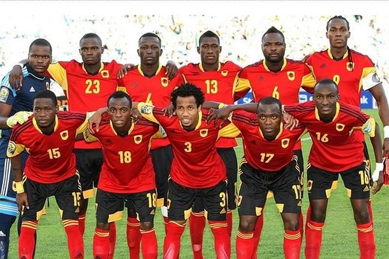Angola sobe quatro lugares no ranking FIFA